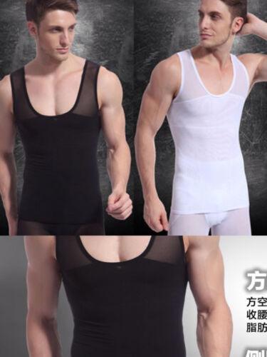 Da Uomo migliore sul petto legante Shaper per gli uomini del seno Gilet Ginecomastia GINECOLOGO Top Shirt