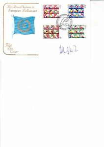 MICHAEL HESLETINE AUTOGRAPHED EEP FIRST DAY COVER 1979 - <span itemprop=availableAtOrFrom>Halesworth, United Kingdom</span> - MICHAEL HESLETINE AUTOGRAPHED EEP FIRST DAY COVER 1979 - Halesworth, United Kingdom