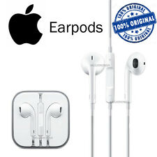 Original Apple Earpods Headphone with Remote and Mic MD827ZM/B iPhone iPod iPad