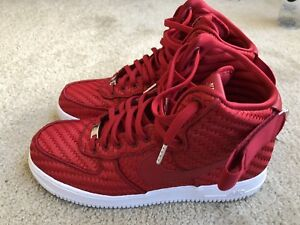 a24e731641ad9 Air Force 1 High  07 LV8 Woven Size 10.5 91206743723