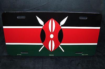 LEBANESE AMERICAN FLAGS BLACK Metal License Plate Frame AUTO SUV Tag Border