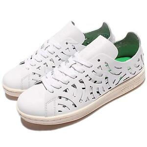 adidas Originals Stan Smith Cutout W Leather White Women Classic Shoes BB5149