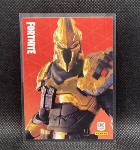 Ultima Knight #186 Legendary Panini Fortnite Series 2 Near Mint 2020