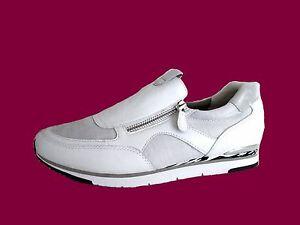 bianche donna Gr Scarpe da Sneaker 7 6 Gabor 9 5 nuove zwSOqn8a