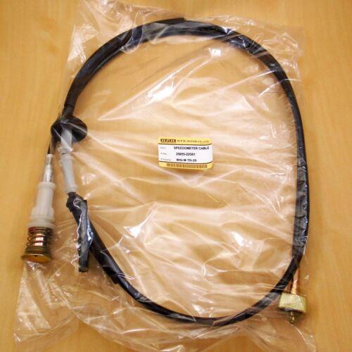 86-97 N//S Hardbody Navara D21 TD25 TD engine speedo meter cable NEW speedometer