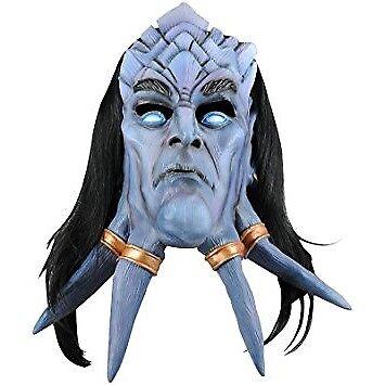 Original WOW Draenei Latex Masque lizenzporodukt Rubie/'s World of Warcraft