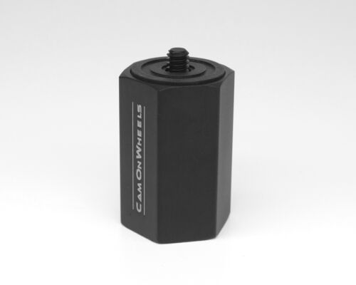 "DIY Boom Painter Extension Pole Adapter Video Camera Shotgun Mic 1//4/"" Inspection"