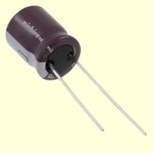 2-pcs-Nichicon-Elko-UPM2AR68MDD-0-68uF-100V-Low-ESR-23R-5x12-5mm-RM2-BP