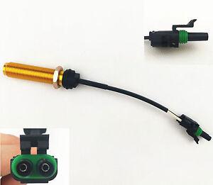 DORMAN 505-5507 2 Connector Speed /& Tachometer Magnetic Sensor for Mack CH RD