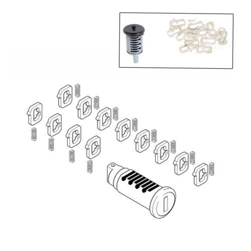 Genuine BMW VARIO Lock Cylinder Kit for Vario Pannier Topbox 51257698202