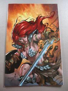 Red-Sonja-Birth-Of-A-She-Devil-3-Davila-1-10-Virgin-Dynamite-NM