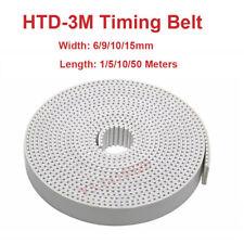 1062mm Long x 15mm Wide 1062-3M-15 HTD 3M Timing Belt