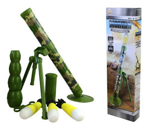 Kombat-Boys-Toy-Kids-Mortar-Gun-Military-Play-Soldier-Rocket-Launcher-Army-Gift