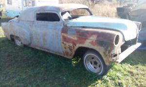 1953 Pontiac Hot Rod