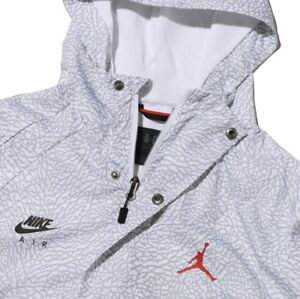 buy online 9b09d 9ef20 Image is loading AIR-JORDAN-SPORTSWEAR-WINGS-1988-ANORAK-MENS-JACKET-