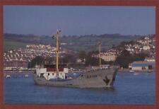 ALCION Dutch Coaster, Teignmouth   postcard  zd.364