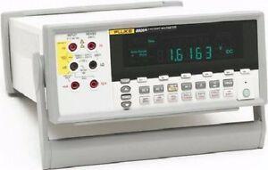 Fluke-8808A-Digital-Multimeter-praezisions-Tischmultimeter