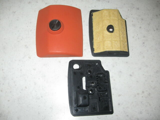 Air Filter /& Cover For Stihl MS200T 020T Chainsaw 1129 140 1902 1129 120 1602