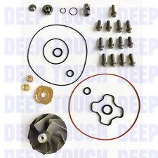 Turbo Compresser Wheel Powerstroke 73l Rebuild Kit Gtp 38 Upgraded Brass 55