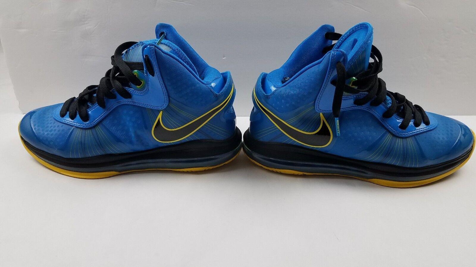 Nike Air Max lebron 8 V 2 Size 9 Entourage Rare 429676-401