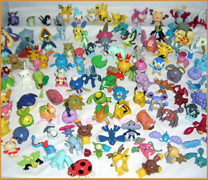 Pokemon-Monsters-Figure-Figurines-Toys-50pcs-Mixed-Lot-3-5cm-Figure-Toy-US