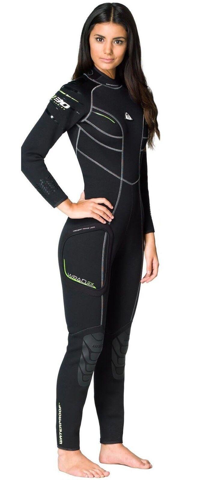 Waterproof W30 2,5 mm Combinaison Combinaison Tropical Femme, Neuf