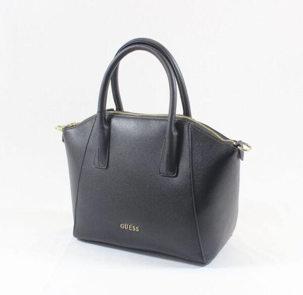 Borsa Donna Guess Bugatti Bag Isabeau Black 216 | Acquisti