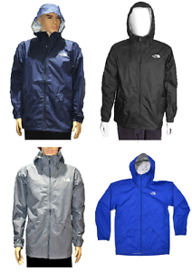 d6feaa5f9 Details about THE NORTH FACE Men's Bakossi Waterproof Rain jacket Raincoat  Black Grey Blue NEW