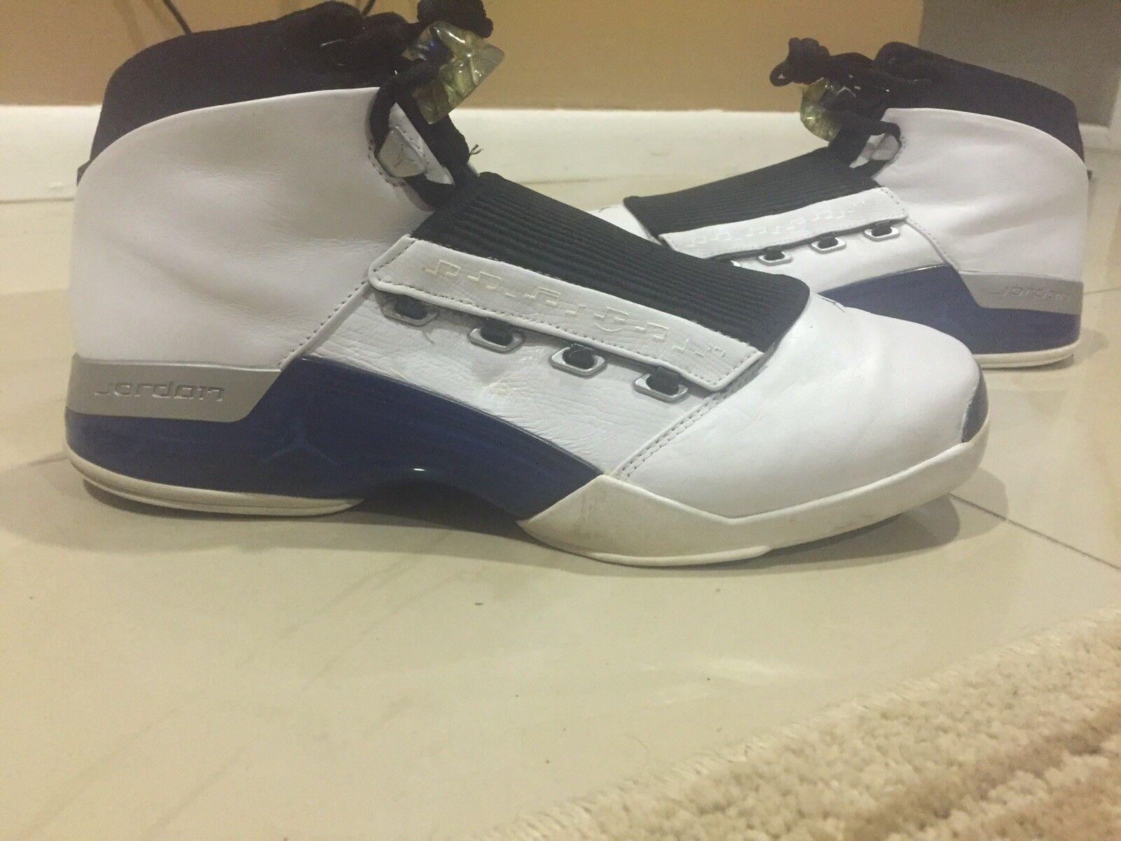 2001 Air Jordan 17 XVII Size 12 OG Vintage
