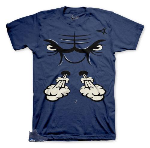 Shirt Match Jordan 6 Diffused Blue Jimmy Butler Bullface Tee