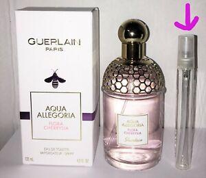 Allegoria Flora Cherrysia Details 0 De Toilette 34 Oz AboutsampleGuerlain Ml Aqua 10 Eau 0wvmn8N