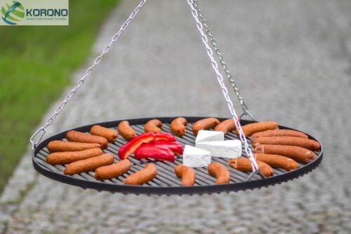 Trépied Pivotante Jardin Barbecue Grill BBQ charbon de bois barbecue rostgröße 70 cm-Acier