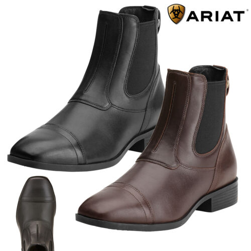 Ariat Challenge Square Toe Dress Paddock Boot **SALE** **FREE UK Shipping**