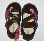 Okie dokie girl's brown mary jane style shoes sandals Size 5 NWT