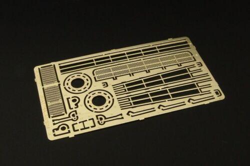 Hauler Models 1//72 M1A1 ABRAMS TANK Photo Etch Detail Set HA