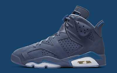 low priced 4c72e 64951 Nike Air Jordan 6 VI Retro size 12.5. Diffused Blue. Jimmy Butler PE.  384664-400 | eBay