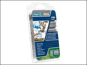 Rapid VR16 Fence Hog Rings Pack 1390 Galvanisé rpdvr 16GA139-afficher le titre d`origine xxeM38du-07201910-162505433