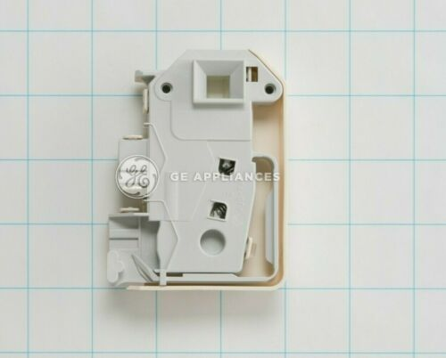 WG04L01621 or WH10X10008 NEW ORIGINAL G.E Washer Door Lock /& Switch Assembly