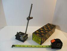 Brown Amp Sharpe 599 7743 7 Magnetic Base Indicator Holder With Oem Box 7743 7 Ec