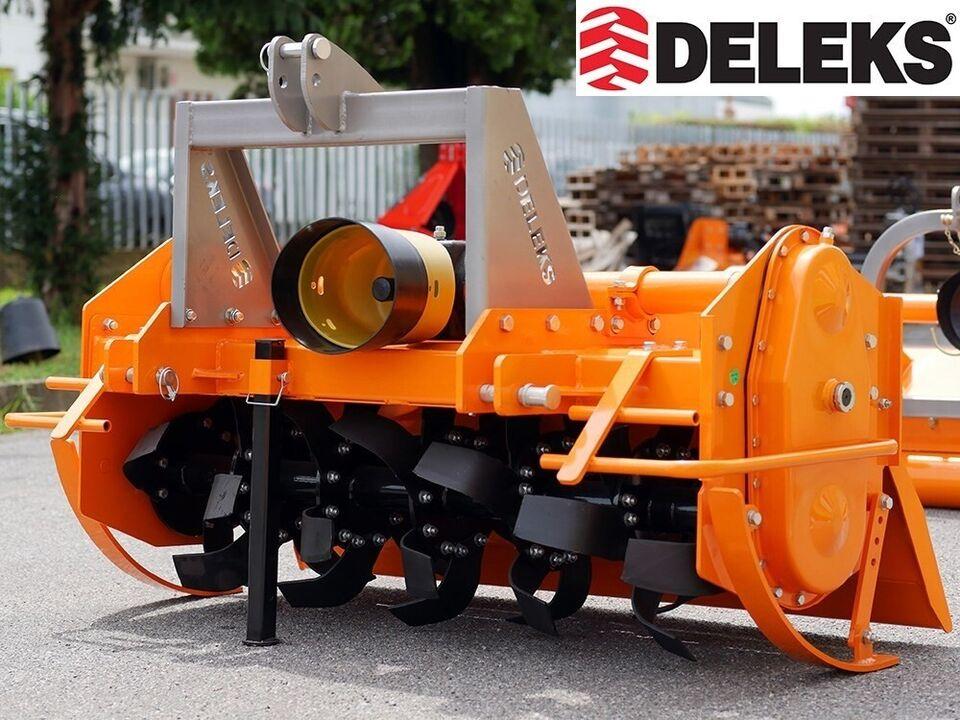 DFH-135 Jordfræse til traktor og bæltetraktor 3...