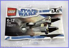 Lego Star Wars 8033 - General Grievous Starfighter - Neu OVP