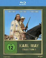 KARL MAY COLLECTION NO.2 (UNTER GEIERN/DER ÖLPRINZ/OLD SHUREHAND)  BLU-RAY NEU