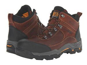 Ariat-Men-039-s-Workhog-Trek-Composite-Toe-Work-Safety-Hiker-Boots-11958-50-OFF
