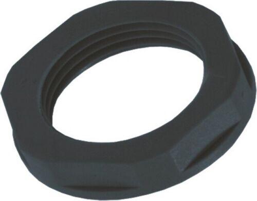 1 Stück Lapp 53119130 SKINTOP GMP-GL-M 25x1,5 RAL 9005 Gegenmutter schwarz