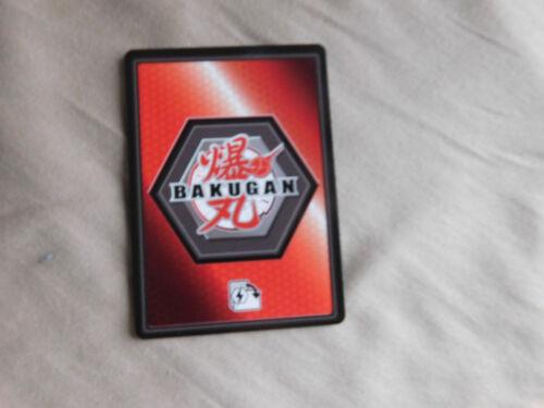 BAKUGAN Battle Brawlers Battle Planet SHADOW COIL  Action Card 46/_RA/_BB