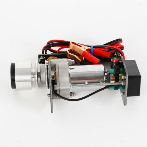 Strong Engine Master Starter for 15-80cc Gasolin RC Airplane Engine Carbon Fiber