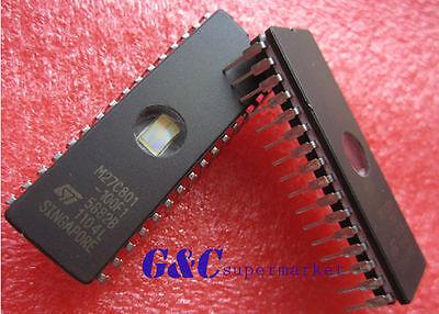 1PCS M27C801-100F1 27C801 ST IC EPROM UV 8MBIT 100NS 32CDIP