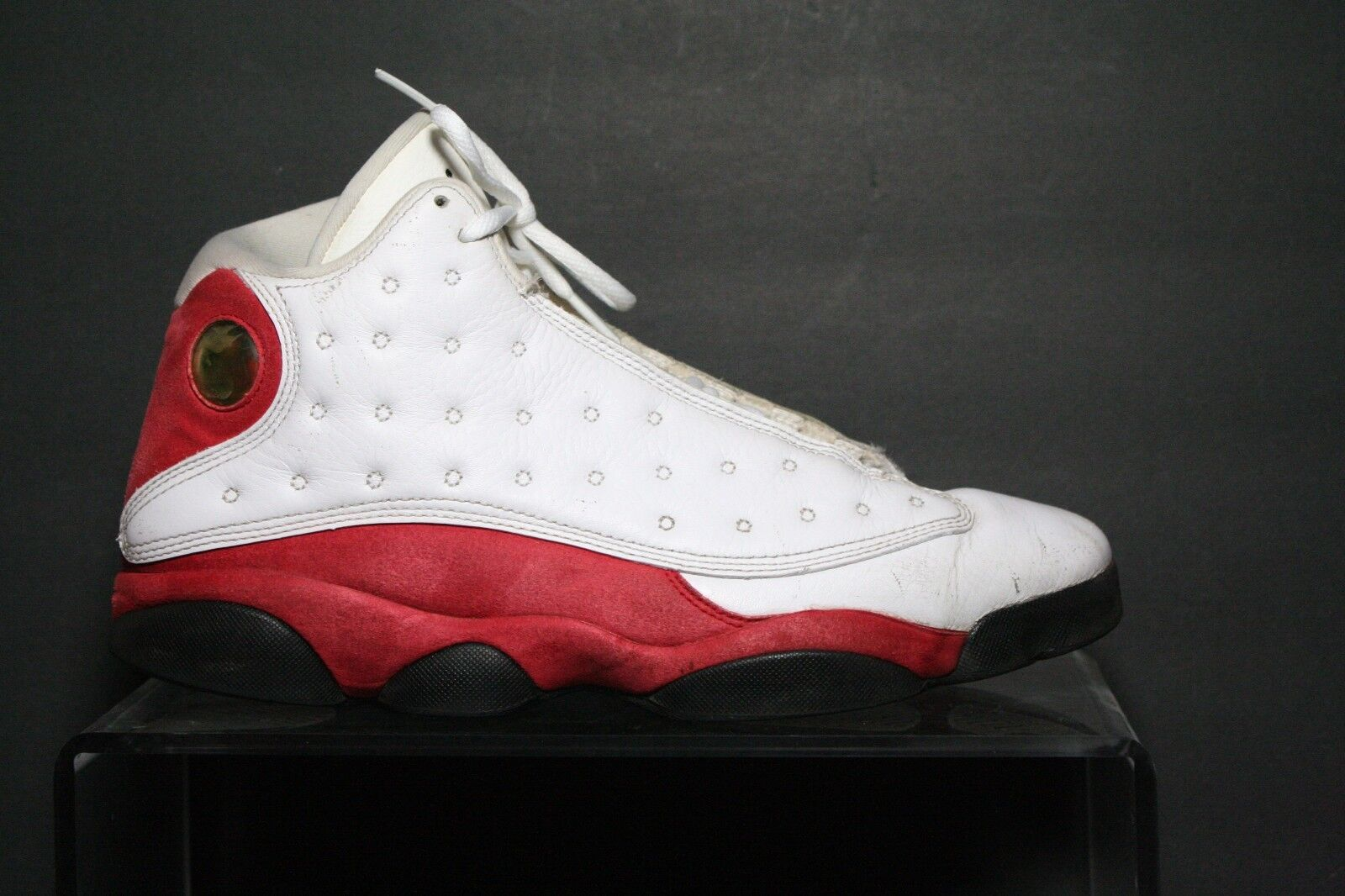 Nike Air Jordan 13 XIII Retro 2010 Release Multi Red White Men 10.5 Bred Hipster