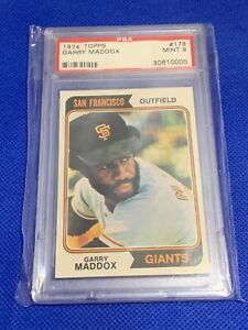 1974-Topps-Garry-Maddox-San-Francisco-Giants-178-PSA-9-MINT