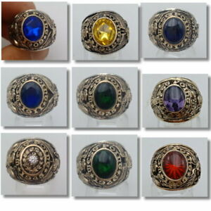 US Military West Point  Academy Class Rings 1909-1958